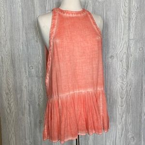 Free People Breathless Moments Tunic Top Size XS